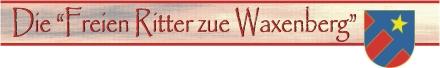 Ritter zue Waxenberg